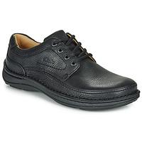 Παπούτσια Άνδρας Derby Clarks NATURE THREE Black