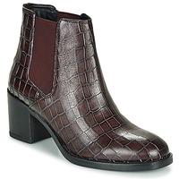 Παπούτσια Γυναίκα Μποτίνια Clarks MASCARPONE Bordeaux