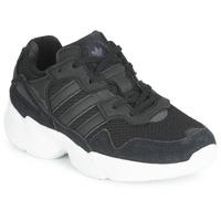 Παπούτσια Παιδί Χαμηλά Sneakers adidas Originals YUNG-96 C Black