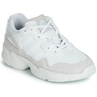 Παπούτσια Παιδί Χαμηλά Sneakers adidas Originals YUNG-96 C Άσπρο