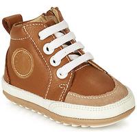 Παπούτσια Παιδί Ψηλά Sneakers Robeez MIGO Cognac
