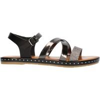 Παπούτσια Γυναίκα Σανδάλια / Πέδιλα Cala Molina M751D Gunmetal