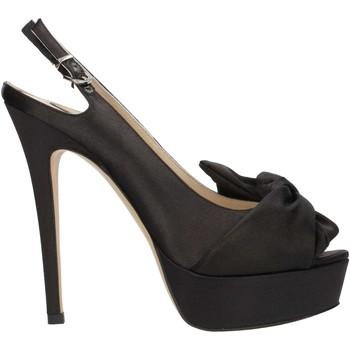 Παπούτσια Γυναίκα Σανδάλια / Πέδιλα Luciano Barachini 8564 Black