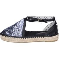 Παπούτσια Γυναίκα Εσπαντρίγια O-joo BR122 Ασήμι