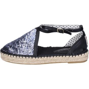 Εσπαντρίγιες O-joo sandali glitter pelle sintetica