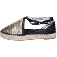 Παπούτσια Γυναίκα Εσπαντρίγια O-joo BR126 Χρυσός