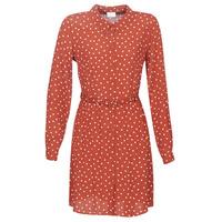 Υφασμάτινα Γυναίκα Κοντά Φορέματα Vila VISULOLA Red