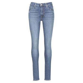 Υφασμάτινα Γυναίκα Skinny jeans Levi's 721 HIGH RISE SKINNY Los / Angeles / Sun