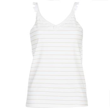 Υφασμάτινα Γυναίκα Μπλούζες Betty London KATACEL Άσπρο / Dore