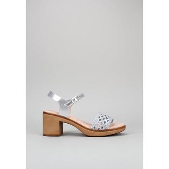 Παπούτσια Γυναίκα Σανδάλια / Πέδιλα Sandra Fontan  Grey