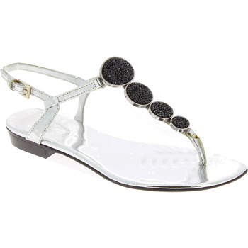 Παπούτσια Γυναίκα Σανδάλια / Πέδιλα Barbara Bui J5407 SPJ 8010 argento