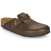 Παπούτσια Άνδρας Σαμπό Birkenstock BOSTON SFB Brown