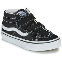 Παπούτσια Παιδί Ψηλά Sneakers Vans UY SK8-MID REISSUE V Black / Άσπρο