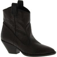 Παπούτσια Γυναίκα Μπότες για την πόλη Giuseppe Zanotti I47140 Testa di Moro