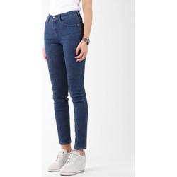Υφασμάτινα Γυναίκα Skinny jeans Wrangler Blue Star W27HKY93C navy