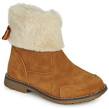 Παπούτσια Κορίτσι Μπότες Mod'8 STELIE Cognac