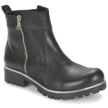Παπούτσια Γυναίκα Μπότες Andrea Conti GLIONE Black