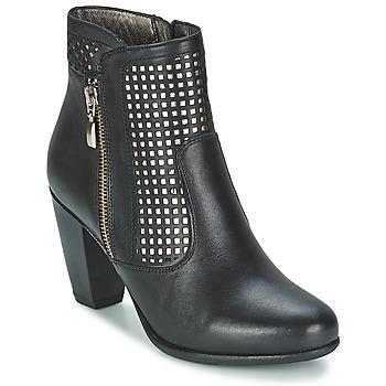 Παπούτσια Γυναίκα Μποτίνια Andrea Conti SAMPI Black