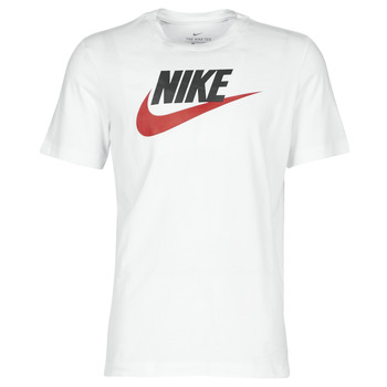 Υφασμάτινα Άνδρας T-shirt με κοντά μανίκια Nike M NSW TEE ICON FUTURA Άσπρο