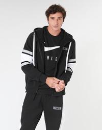 Υφασμάτινα Άνδρας Φούτερ Nike M NSW NIKE AIR HOODIE FZ FLC Black