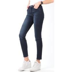 Υφασμάτινα Γυναίκα Skinny jeans Lee Scarlett High Crop Skinny Cropped L32BAIFA navy