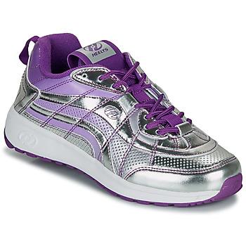 Παπούτσια Κορίτσι roller shoes Heelys NITRO Silver / Violet