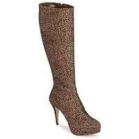 Παπούτσια Γυναίκα Μπότες για την πόλη Sebastian FLOC-LEO Leopard
