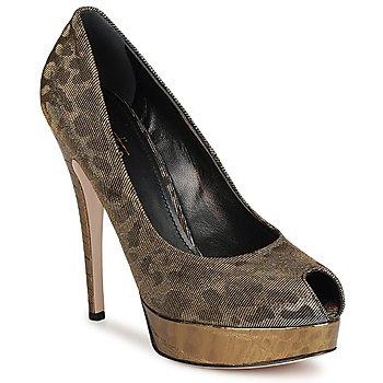 Παπούτσια Γυναίκα Γόβες Sebastian TESS Grey / Dore