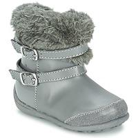 Παπούτσια Κορίτσι Μπότες για την πόλη Chicco GELDA Grey