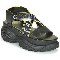 Παπούτσια Γυναίκα Σανδάλια / Πέδιλα Buffalo 1501024 Black