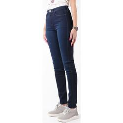 Υφασμάτινα Γυναίκα Skinny jeans Lee Scarlett High L626AYNA navy