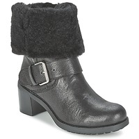 Παπούτσια Γυναίκα Μπότες Clarks PILICO PLACE Black