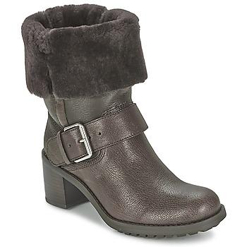 Παπούτσια Γυναίκα Μπότες Clarks PILICO PLACE Brown