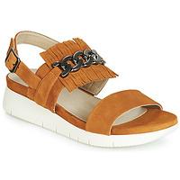 Παπούτσια Γυναίκα Σανδάλια / Πέδιλα Dorking 7863 Brown