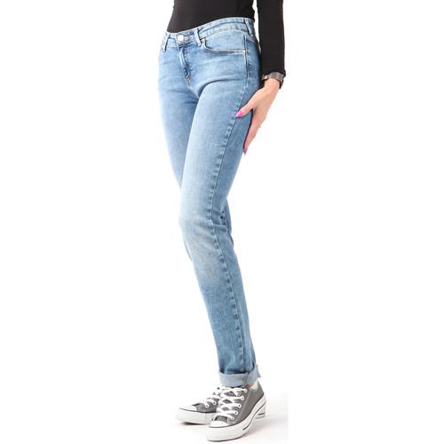 Υφασμάτινα Γυναίκα Skinny jeans Wrangler Slim Best Blue W28LX794O blue