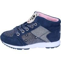 Παπούτσια Κορίτσι Ψηλά Sneakers Lelli Kelly Αθλητικά BR330 Μπλε