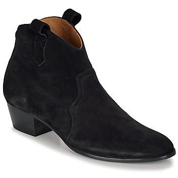 Παπούτσια Γυναίκα Μποτίνια Emma Go HARPER Black