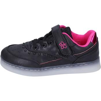 Παπούτσια Κορίτσι Χαμηλά Sneakers Lulu BR354 Μαύρος