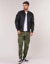 Υφασμάτινα Άνδρας παντελόνι παραλλαγής Urban Classics CAMO CARGO JOGGING PANTS Camouflage