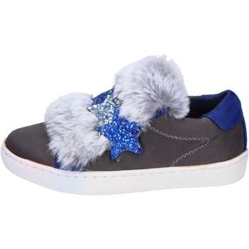 Παπούτσια Κορίτσι Χαμηλά Sneakers Lulu BR359 Γκρί