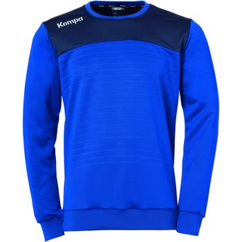 Υφασμάτινα Φούτερ Kempa Sweatshirt  Emotion 2.0 bleu/jaune
