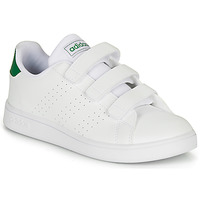 Παπούτσια Παιδί Χαμηλά Sneakers adidas Originals ADVANTAGE C Άσπρο