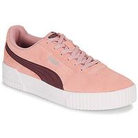Παπούτσια Γυναίκα Χαμηλά Sneakers Puma COURT CALI RS Ροζ