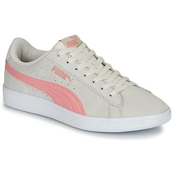 Παπούτσια Γυναίκα Χαμηλά Sneakers Puma VIKKY WNS V2 Beige