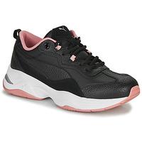 Παπούτσια Γυναίκα Χαμηλά Sneakers Puma WNS CILIA LUX N Black