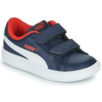Παπούτσια Αγόρι Χαμηλά Sneakers Puma SMASH V2 L V Marine