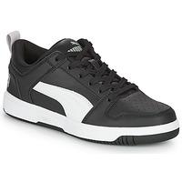 Παπούτσια Αγόρι Χαμηλά Sneakers Puma REBOUND LAYUP N Black
