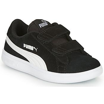Παπούτσια Παιδί Χαμηλά Sneakers Puma Puma Smash v2 SD V PS Black