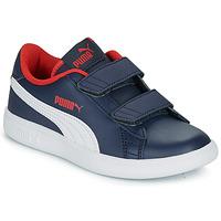 Παπούτσια Αγόρι Χαμηλά Sneakers Puma SMASH V2 L V PS Marine