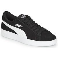 Παπούτσια Αγόρι Χαμηλά Sneakers Puma Puma Smash v2 SD Jr Black